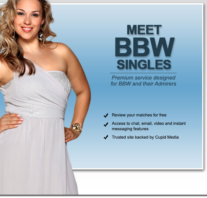 BBW dating, personals and singles